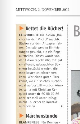 Elbvororte Wochenblatt