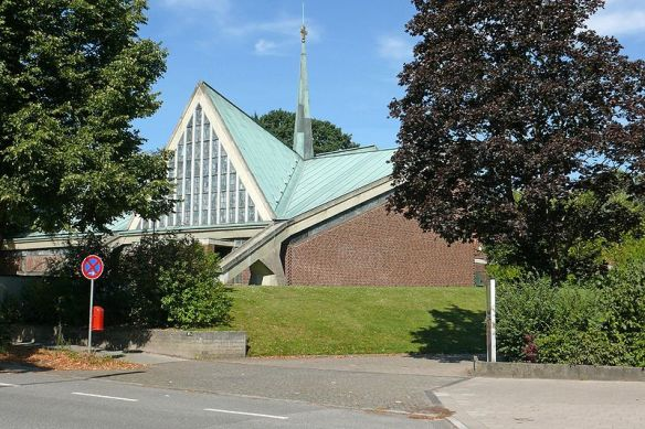Katholische Kirchengemeinde Heilig Kreuz Hamburg-Volksdorf
