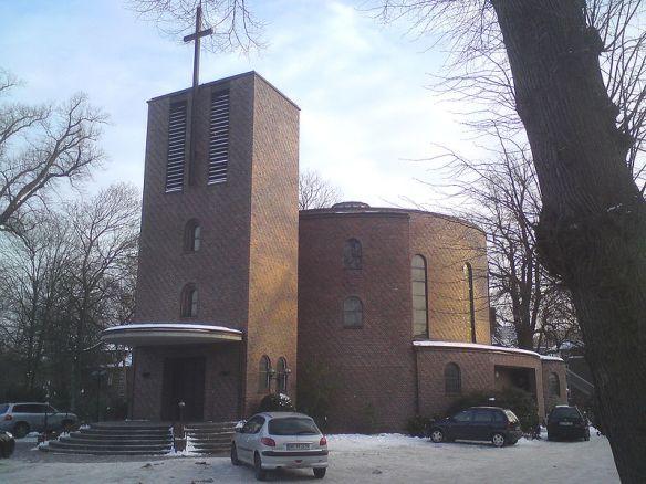 Kirche Maria Grün Hamburg-Blankenese
