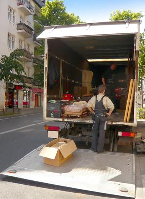 Der soziale Weg der Haushaltsauflösung in Hamburg mit Bücher-für-den-Michel