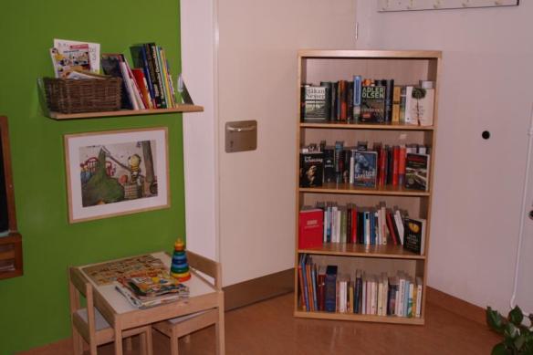Bücherecke UKE ZMK-Röntgen