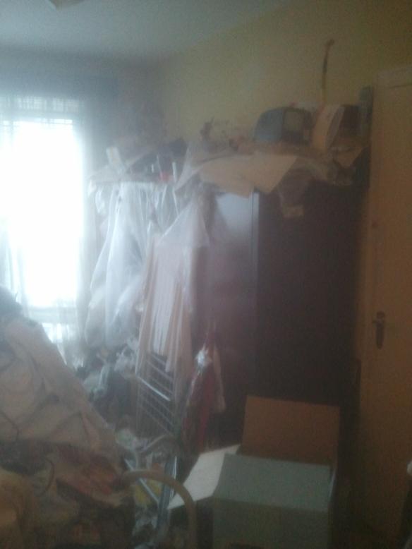 Foto Messie-Wohnung 02